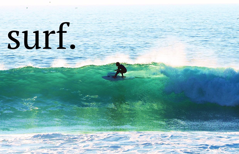 kapitel surf