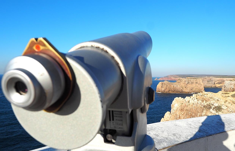 Ausblick Cabo San Vincente