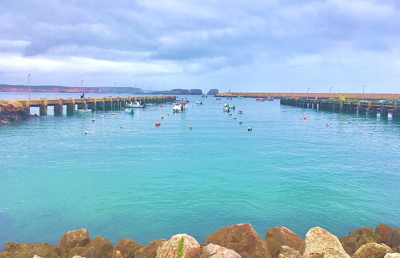 Fischerhafen Sagres