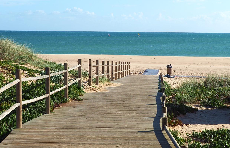 Martinhal Beach Steg
